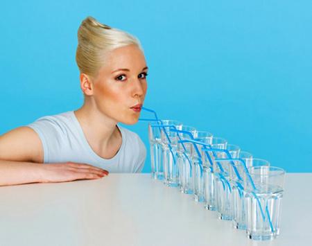 как правильно пить воду чтобы похудеть отзывы