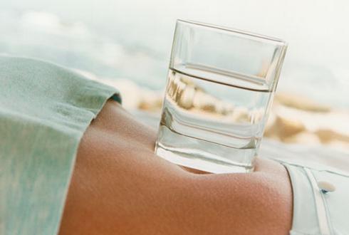 Вода для походения
