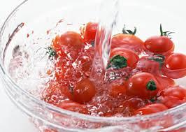 вода для приготовления пищи