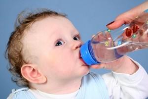 Вода для новорожденных