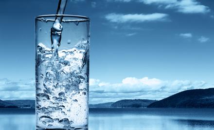 Вода газированная и негазированная